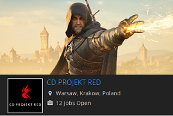 cd projekt red job